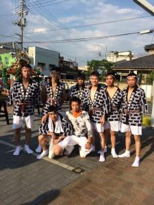2015.7.25 吉井祭り